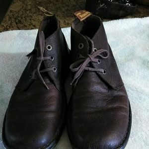 Doc martens mid top shoes size 13